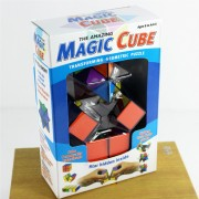 Магический развивающий кубик Magic Cube transforming geometric pazzle