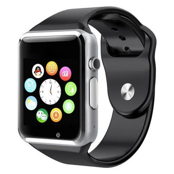 Часы UWatch A1 (Черные)