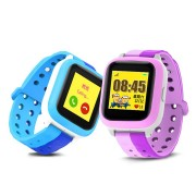 Smart Baby Watch E529 умные детские часы телефон с GPS (Голубые)