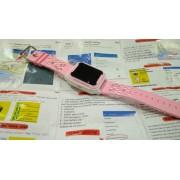 Smart Baby Watch E530 умные детские часы телефон с GPS (Розовые)