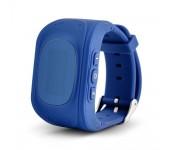 Умные часы Smart Baby Watch Q50 первое поколение (Тёмно-синие)