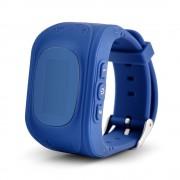 Умные часы Smart Watch Q50 с GPS трекером (Тёмно-синие)