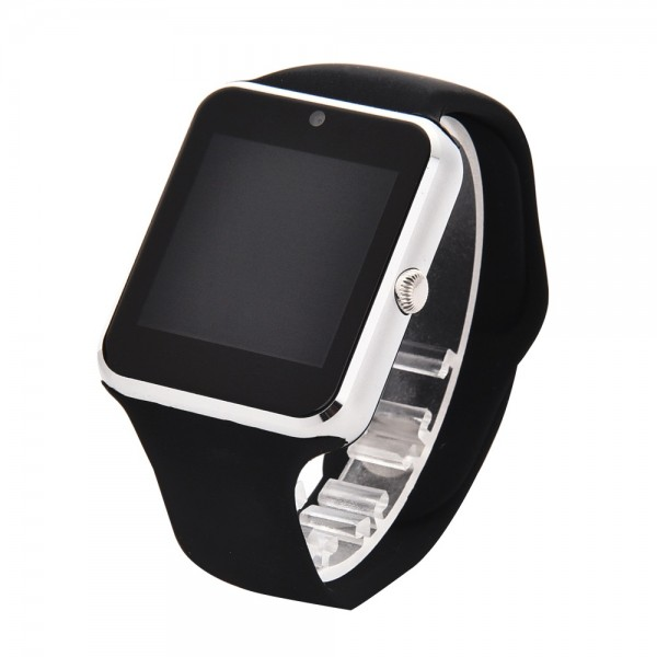 Умные часы Smart Watch Q7SP (Серебристые)