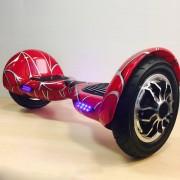 Гироскутер Balance 10 N дюймов с Bluetooth с приложением, сумка (Spiderman)
