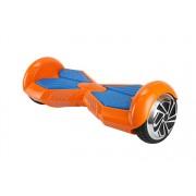 Электро самокат Гироскутер Smart Wheel, в комплекте сумка с приложением (Оранжевый с синим)