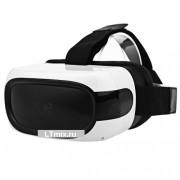 V3 All In One шлем виртуальной реальности 3D-VR шлем с экраном (Белый)