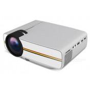 Проектор LED Projector YG400 мультимедиа