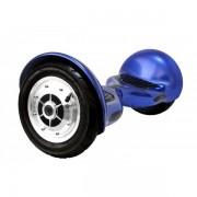 Гироскутер Balance 10 N дюймов Offroad с Bluetooth, c приложением, сумка (Синий)