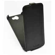 Чехол книжка Armor для смартфона Philips Xenium I928 (Черный)