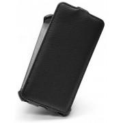 Чехол книжка Armor для смартфона Fly IQ4516 Tornado Slim Octa (Черный)