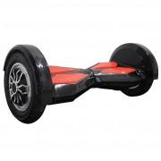 Мега Гироскутер Smart AMG, в комплекте сумка, 10 дюймов колесо, с Bluetooth (Черный)