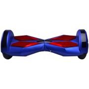 Гироскутер Smart Balance Wheel SUV 8 дюймов с Bluetooth, с приложением, сумка (Синий)