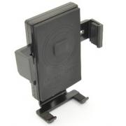 Автомобильный зарядный держатель QI Wireless Carholder, беспроводная зарядка Qi черный