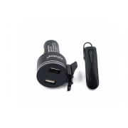 Автомобильное зарядное устройство с Bluetooth гарнитурой Eplutus CB101 (Черный)