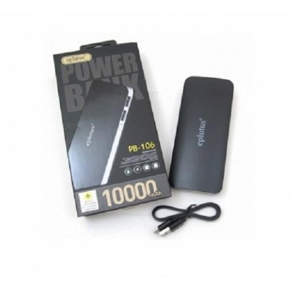 Беспроводной внешний аккумулятор Eplutus PB-106 10000mAh (Черный)