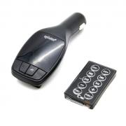 Автомобильный FM-модулятор Eplutus FM-90 (Черный)