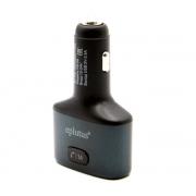 Автомобильный FM-модулятор с Bluetooth Eplutus FB-06 (Черный)