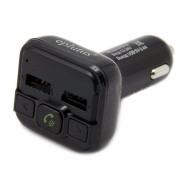 Автомобильный FM-модулятор с Bluetooth Eplutus FB-07 (Черный)