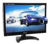 Автомобильный телевизор с цифровым тюнером Eplutus EP-143T (Черный)