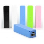 Универсальный внешний аккумулятор Power Bank Powerbank 2000-2600 mah, 1 USB - вход