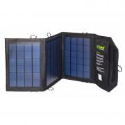 Солнечная батарея панель 2 USB 10.5W (3 панели стороны)