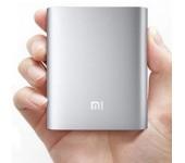 Универсальный внешний аккумулятор Power Bank 5200 mah, 1 USB (Серебро)
