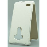 Чехол armor Флип-кейс для LG G4S (белый)