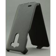 Чехол armor Флип-кейс для LG K10 (черный)