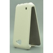 Чехол armor Флип-кейс для LG K4 (белый)