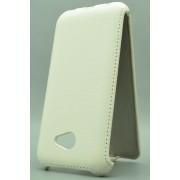 Чехол armor Флип-кейс для LG K5 (белый)