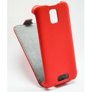 Чехол armor Флип-кейс для LG K8 (красный)