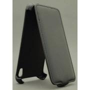 Чехол armor Флип-кейс для Micromax A104 (черный)