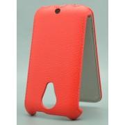 Чехол armor Флип-кейс для Micromax D200 (красный)