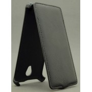 Чехол armor Флип-кейс для Micromax D320 (черный)