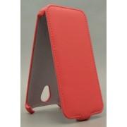 Чехол armor Флип-кейс для Micromax D320 (красный)