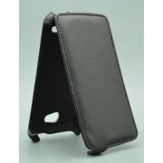 Чехол armor Флип-кейс для Micromax Q324 (черный)