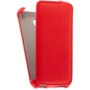 Чехол armor Флип-кейс для Micromax Q324 (красный)