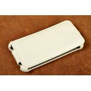 Чехол armor Флип-кейс для Micromax Q335 (белый)