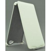 Чехол armor Флип-кейс для Philips 526 (белый)