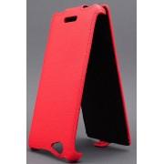 Чехол armor Флип-кейс для Philips 526 (красный)