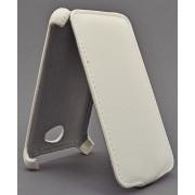 Чехол armor Флип-кейс для Philips W732 (белый)
