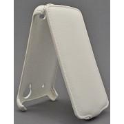 Чехол armor Флип-кейс для Philips W832 (белый)