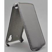 Чехол armor Флип-кейс для Philips W832 (черный)
