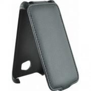 Чехол armor Флип-кейс для Philips W732 (черный)