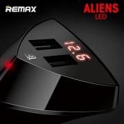 Автомобильное зарядное устройство REMAX RCC-208 Aliens 2USB