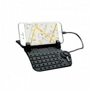 Универсальный держатель для смартфона для автомобиля с держателем провода