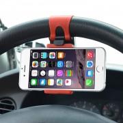 Универсальный держатель для смартфона в автомобиль на руль