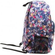 Рюкзак Цветочки (синий)