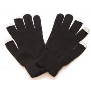 Перчатки для сенсорных экранов емкостных экранов для всей поверхности iglove (Черный)
