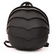 Рюкзак Shell (натуральная кожа) черный